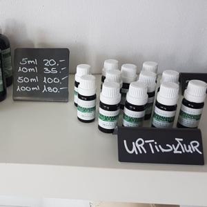 Alchemistische Hanf-Urtinktur 5ml
