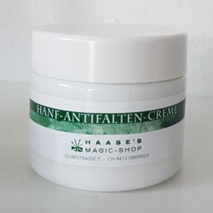 Hanf – Anti-Falten Creme 50ml